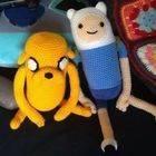 Jake & Finn Amigurumi