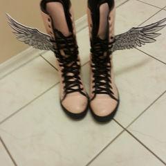 Shoe Wings
