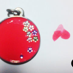 Spring Customized Pendant