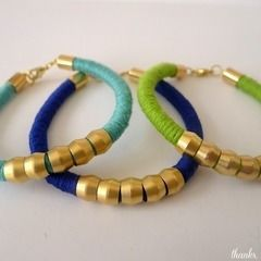 Diy Hardware Bracelets