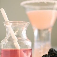 Blackberry Lemon Drops & How To Infuse Your Own Vodka