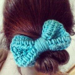 Bow Hair Tie