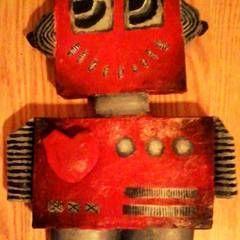 Robot Paper Machea
