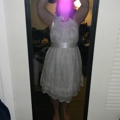 Upcycled Curtains Dress