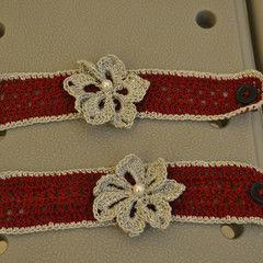 Crochet Corsages