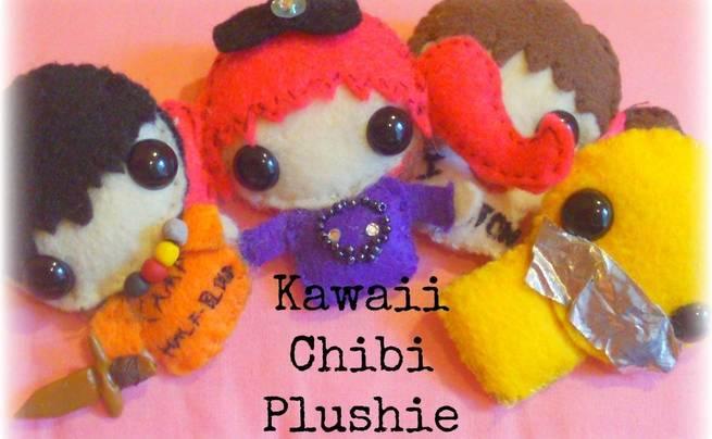 Chibi Plushie Tutorial