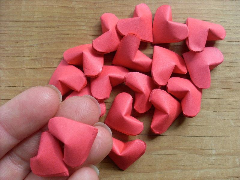 3d Heart Origami