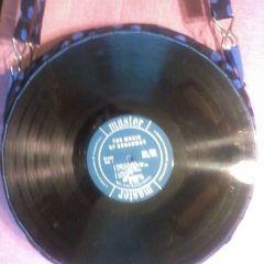 Vinyl Record Bag Step By Step