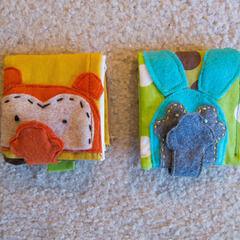 Zakka Bunny Wallet