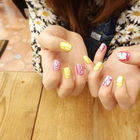 Candy Coated Nails