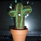 Mr. Cactus Pin Cushion