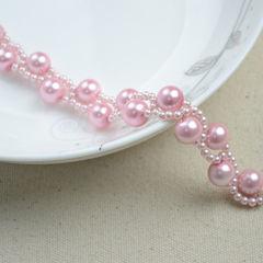 Diy Bracelets With Beads  Wavy Bracelet Crafts For Kids
