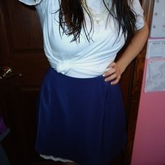 Long Skirt To Short Skirt