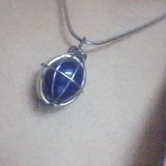 Stone Cage Pendent