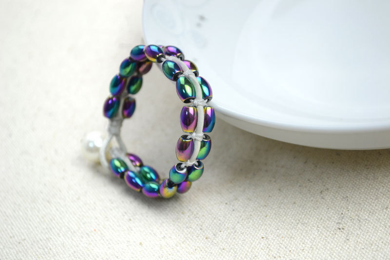 Exclusive Diy Jewelry Crafts Bracelet Out Of String And