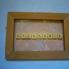Name Board (For My Bedroom Door)