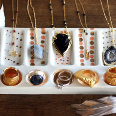 Candy Colored Diy Jewelry Display