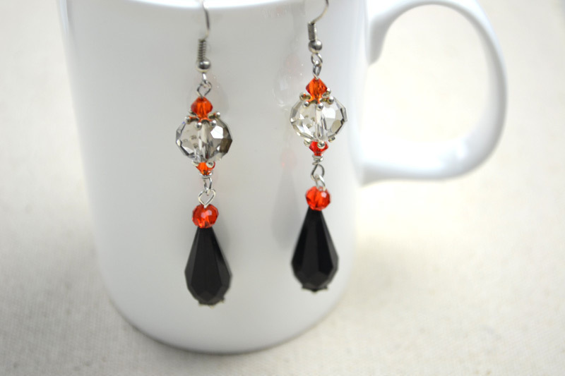 Diy Earrings Ideas How To Diy Bead Earrings In Limited