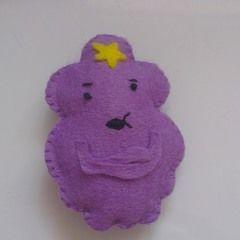 Lumpy Space Princess Plushie