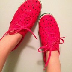 Vans Watermelon Shoes