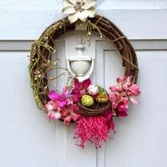 Make A Whimsical Wreath
