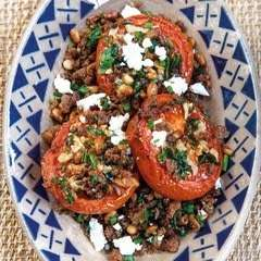 Slow Roasted Tomato Salad