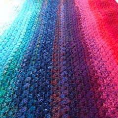 Northern Lights Blanket