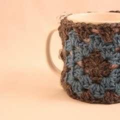 Granny Square Mug Cosie