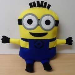Large Minion Plushie