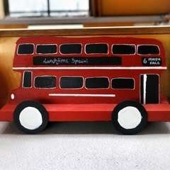 Routemaster Bus Cookbook Holder