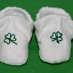 Sublime Lucky Baby Shoes