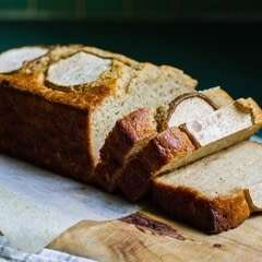 Pear And Cinnamon Bread