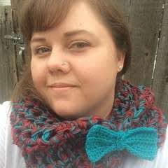 Thick And Quick Infinity Scarf