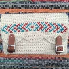 Crocheted Tablet Cover