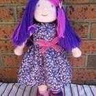 Crochet Waldorf Inspired Doll