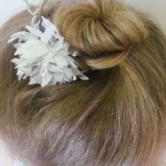 Ballerina Bun Floral Crown