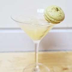 Macaron Martini