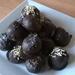 Cake Truffle Balls