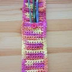 Crochet Hook Carrier