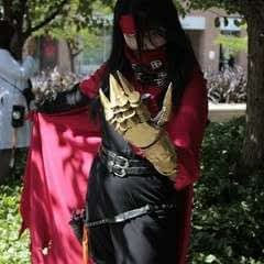 Vincent Valentine Cosplay