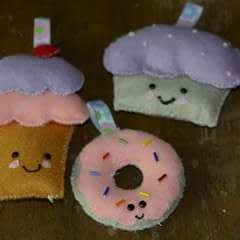More Sweets Ornaments