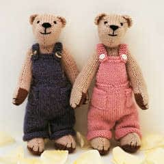 Christopher & Rosie Teddy Bear