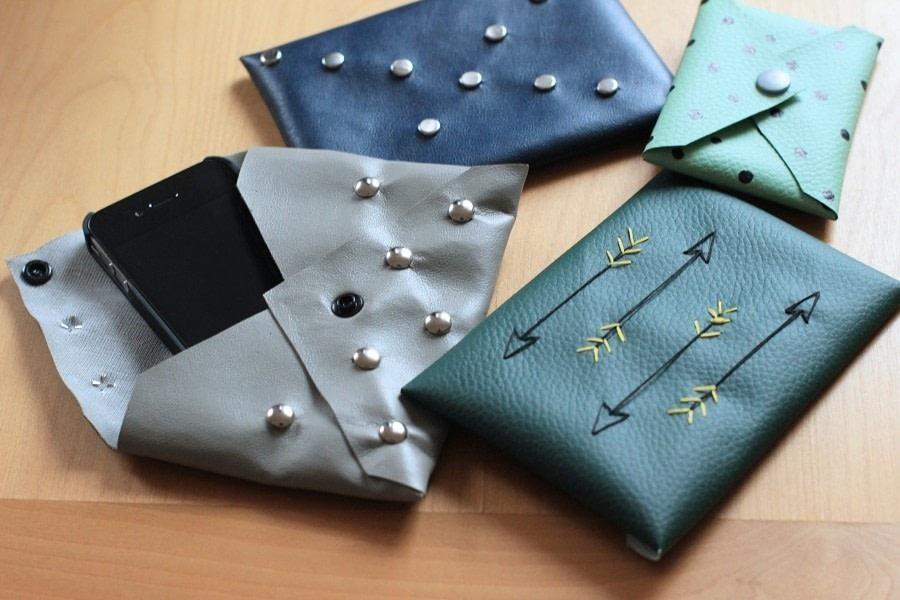Envelope Bag Clutch · How To Make An Envelope Clutch ...