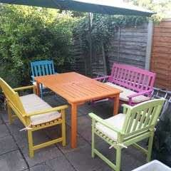 Candy Summer Garden Furniture