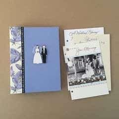 Wedding Card Book