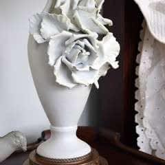 A Repainted Lamp