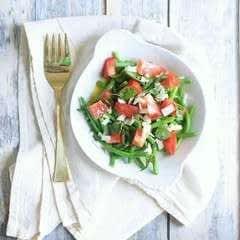 5 Ingredient Green Bean Salad