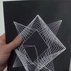Geometric String Art