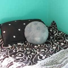 Diy Moon Pillow