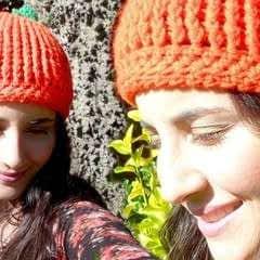 Crochet Pumpkin Hat! | Fall Halloween Crochet Project